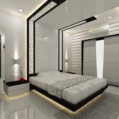 17 New Ideas Bedroom Design Master Suite Ceilings Bedroom Furniture Design, Modern Master Bedroom Design, Bed Furniture Design, Bedroom False Ceiling Design, House Ceiling Design, Wardrobe Design Bedroom, Bedroom Design, Modern Bedroom, Bedroom Bed Design