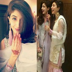 Moments Become Even More Beautiful When You Have Your Sisters Besides To Share Them #MawraHocane #UrwaHocane #SistersLove #FirstEidOfUrwaPostMarriage #EidUlFiter2017 #PakistaniFashion #PakistaniActresses #PakistaniCelebrities  ✨