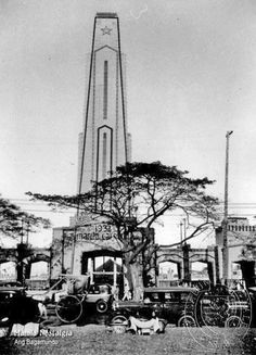 Tower of Jewels - Manila Carnival 1932. Photo by Viktor Mussik. (Taken from Manila Nostalgia.)