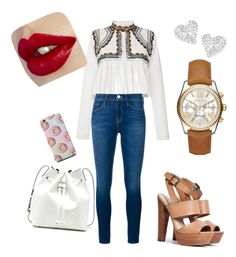 """""""printemps"""" by sisiassia on Polyvore featuring Isabel Marant, Frame Denim, Steve Madden, Michael Kors, Vivienne Westwood, Sole Society, women's clothing, women, female and woman"""