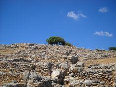 CRETE - GOURNIA - The Mynoan City