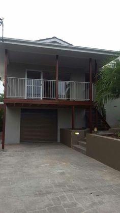 Aluminium Balustrades, Beach House, Deck, Exterior, Outdoor Decor, House Ideas, Design, Home Decor, Beach Homes
