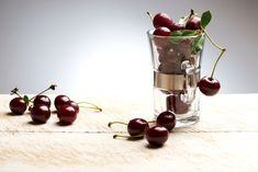 Matbilder food photography of cherries in a  glass Drammen Norway #matbilder #foodphotography #artisan #advertisingphotography #Drammen #Norway #lifestylephotography #cherries #cherry #fruit #luxury fruit