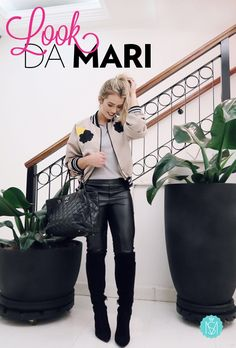 Blog Mariana Saad » Look do Dia: bota over the knee