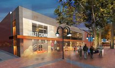 See Festival films in the brand new Violet Crown Theater on the Downtown Mall! #vafilmfest Cool!