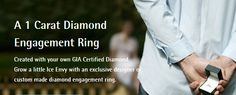 Diamond Engagement Rings: Diamond engagement rings are increasing in reputation due to an increase in requirement for exclusive and alternative looking designs of rings. Although a white diamond will always stay the amazing traditional that it has become, selecting a colored diamond is a style symbol that more and more couples want to make.