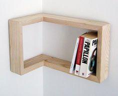 brett jordan: Kulma Bookshelf