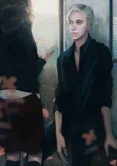 #HarryPotter #Draco #Hermiona