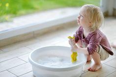 Toddler Chores and Chore Chart