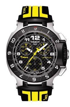 Tissot T048.417.27.202.01 T Race Moto GP Chronograph Black & Yellow Strap Mens Watch Tissot,http://www.amazon.com/dp/B008QJLS0S/ref=cm_sw_r_pi_dp_v18Tsb1VYY2857TK