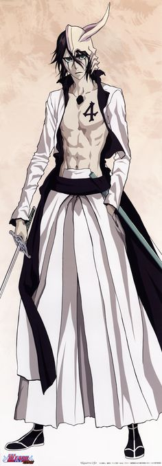 Bleach: Ulquiorra Cifer