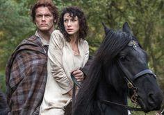 Meet Donas, Equine Star of 'Outlander' « HORSE NATION