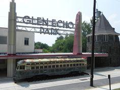 Glen Echo Park, Glen Echo, MD