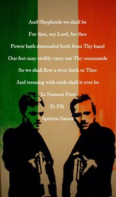 Boondock Saints!!