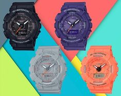 82848684a87d Reloj Casio G-Shock Unisex GMA-S130VC-2AER