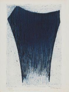 Anna-Eva Bergman (1909–1987).  National museum of contemporary art, Oslo, Norway