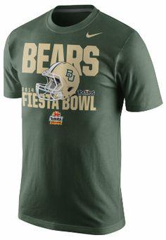 2014 Fiesta Bowl #Baylor Bears T-Shirt ($25 at Baylor Bookstore) #SicEm #BaylorFiesta