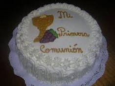 Resultado de imagem para tortas para comunion y confirmacion