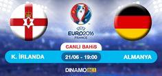 EURO 2016 C Grubunda Son Maçlar Oynanacak. Karşılaşma Stade Velodrome'da oynanacak. Bu karşılaşmayı Fransız Futbol Federasyonu'ndan Clement Turpin yönetecek.  https://www.dinamobet4.com/tr/sports#/