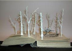 Du livre à la sculpture : dans l'univers de Su Blackwell