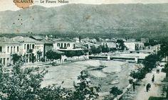 Καλαμάτα, 1900