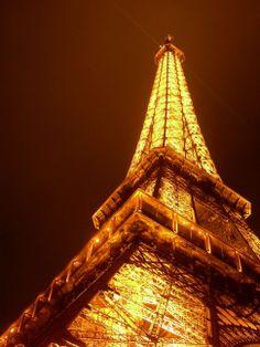 #eiffel #paris #bronce #fotografia #photo #dorado