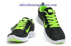 Nike Free 6.0 Mens Black Volt Running Shoes