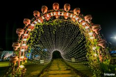 Are you looking for the best wedding entrance decor ideas? We have compiled the top trending ideas for the wedding entrance decor. Wedding Hall Decorations, Wedding Entrance, Entrance Decor, Backdrop Decorations, Wedding Stage, Lilac Wedding, Diy Wedding, Gras, Event Decor