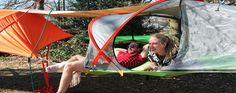Tentsile Stingray tree tent, hammock