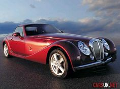 Mitsuoka Himiko Roadster .. Chinese copy of a Morgan Aero ?