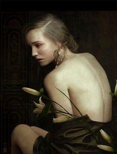 Inspiring Concept Art de Eve Ventrue