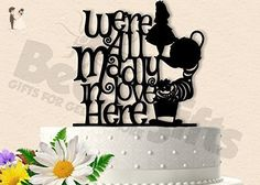 Madly in Love Wedding Cake Topper - Cake and cupcake toppers (*Amazon Partner-Link)