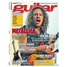 guitar Ausgabe 9/2011, 5,90 €