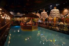 There's a 63-Year-Old Tiki Bar Hiding in This Hotel's Basement