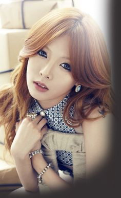 "HyunA - she's ""the girl"" in Gangnam Style"