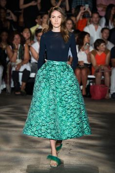 Christian Siriano at New York Spring 2015