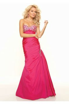 sweetheart neckline ,with a mermaid style Prom Dresses