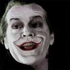 Jack Nicholson - The Joker in Batman (1989)
