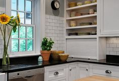 white kitchen decoration 26
