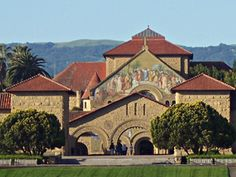 Stanford is Stanford, and everything is great at Stanford.