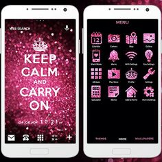 Keep Calm and Carry On 4/16 http://app.android.atm-plushome.com/app.php/app/themeDetail?material_id=1238&rf=pinterest #cool #wallpaper #love #design #icon #girl #beautiful #plushome