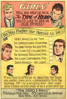 pick your hero