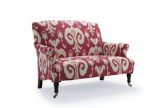 ROOM FOR TWO   Cozy up together in the stylish Rebecca Sofette.  Over 100 fabrics are available to you to make it your own!    Ruby Livingdesign  Mill Valley  rubyliving.com