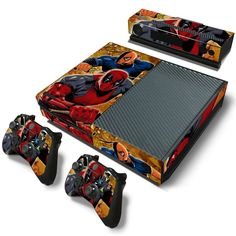 Share with someone who would love this! :)  http://www.hellodefiance.com/products/assassinz-skin-xbox-one-protector?utm_campaign=social_autopilot&utm_source=pin&utm_medium=pin