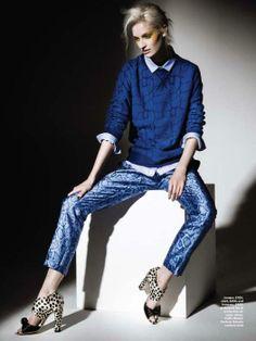 Stylist Magazine UK November 2013 | Helena Greyhorse