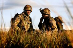 Royal Marines from 45 Cdo Taking Part in Exercise Scottish Lion by Defence Images, via Flickr