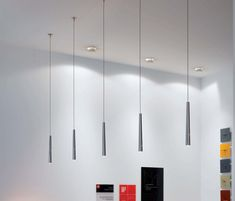 Flute Metall Pendant light by STENG LICHT | Architonic