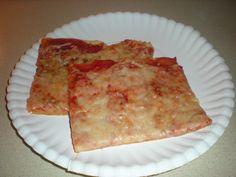 Homemade Gluten Free Pizza - Dinner