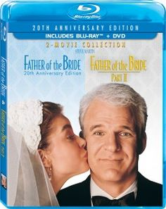 Father of the Bride Combo Packet 20th Anniversary edition Blu Ray Review