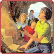 """The Secret Seven or """"Secret Seven Society"""" are a fictional group of child detectives created by Enid Blyton. They appear in one of several juvenile detective series Blyton wrote"""